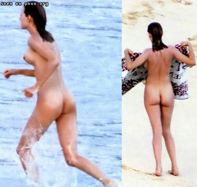 Paparazzi pictures celebrity naked
