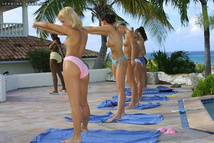 Phun nude gymnastics apologise